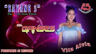 Vita Alvia - Sayang 3 [OFFICIAL]