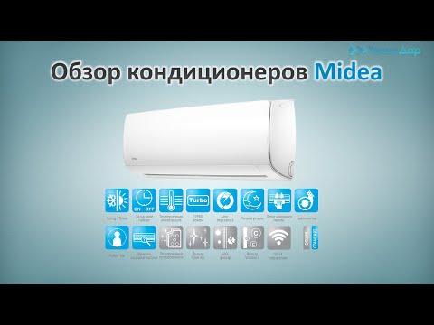 Видео обзор MIDEA MSMB-24HRN1. Доставка по городу - ТехноДар