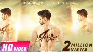 7 Tattoo  Kadir Thind