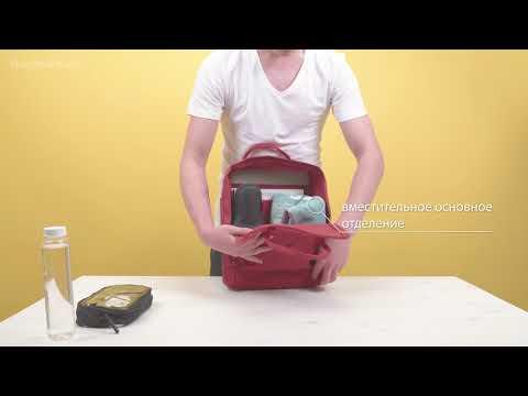 youtube Kanken (Канкен) - легендарные шведские рюкзаки