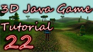 OpenGL 3D Game Tutorial 22: Terrain Collision Detection