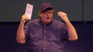 WATCH: The Terms of my Surrender - Michael Moore on The TSA