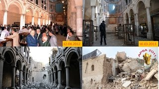 preview picture of video 'Aleppo - report on the state of the Museum of Educationحلب : تقرير عن الاضرار في متحف التراث التربوي'