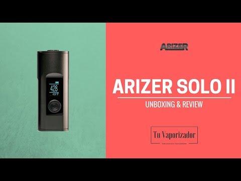 Solo II - Vape [Arizer] | Apegos Perú