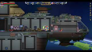 starbound frackin universe ship building - Thủ thuật máy