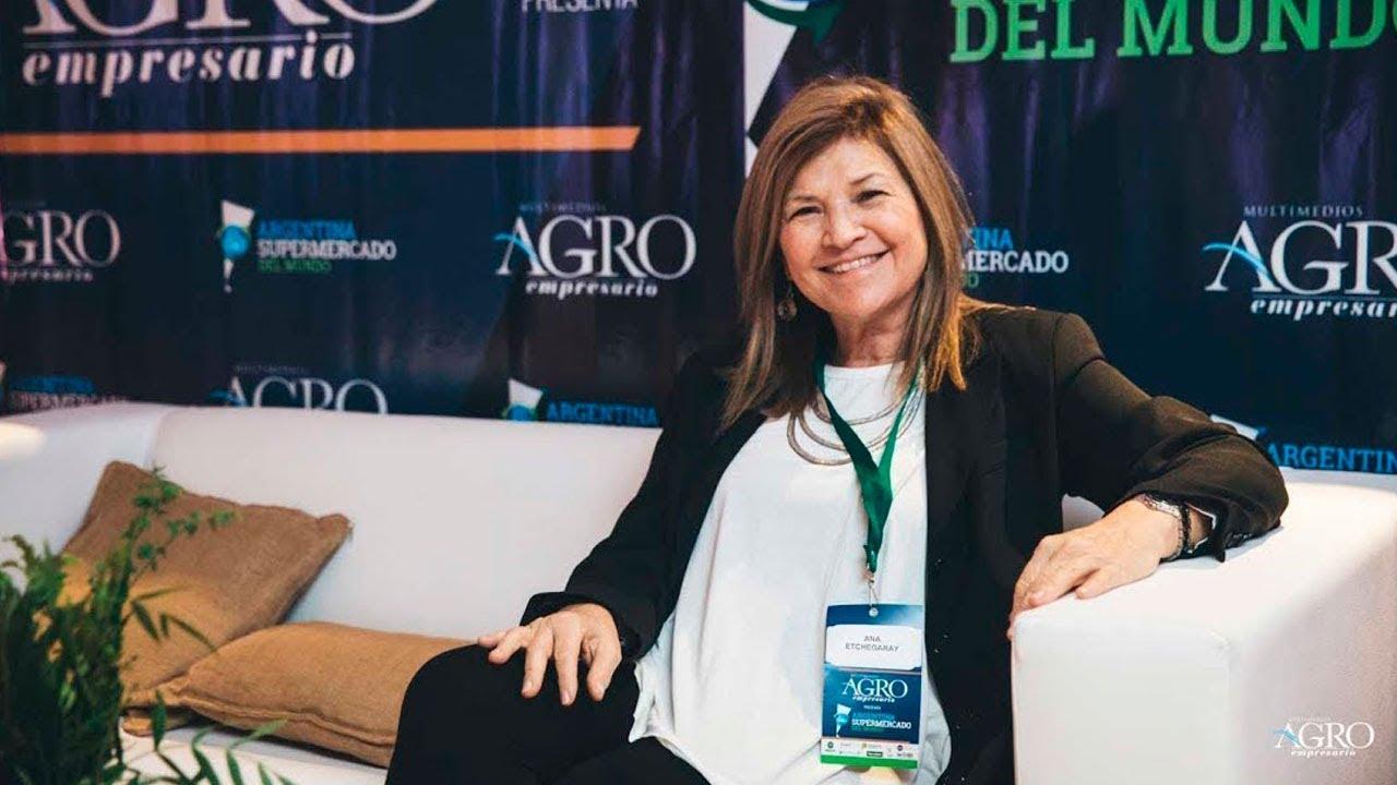 Ana Etchegaray - Coordinadora del NEA del Plan Belgrano