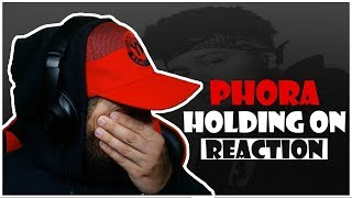 😢😢 REACTION !! 😢😢 Phora   Holding On [Official Music Video]
