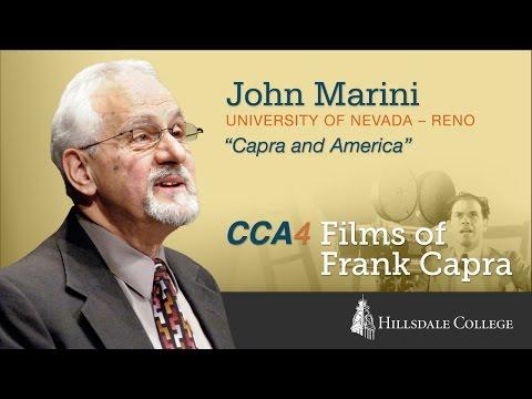 """Capra and America"" - John Marini"