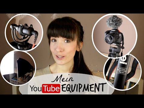 Mein Youtube Kamera Equipment für unter 700 Euro (Canon Eos 700D, Rode VideoMicro und mehr)