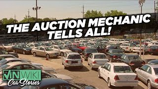 How BROKEN are wholesale cars at dealer auctions?