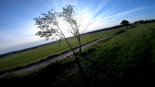 Evening time FPV