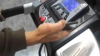 Беговая дорожка DFC T-420 LEGA от компании Спорттовары Рыболов - видео 2