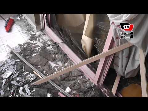 أحد قاطني منطقة انفجار موكب النائب العام: « كنت فاكره زلزال»