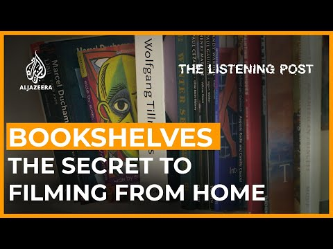 Framing the self: The rise of the bookshelf aesthetic | The Listening Post (Feature)