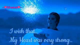 I Wish I Had A Diamond HEART..