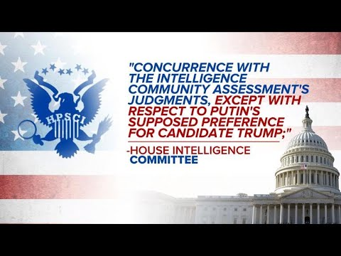 Senate Intelligence Committee agrees Russia meddled in 2016 election