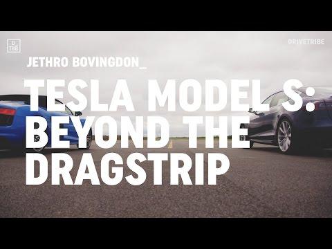 Tesla Model S P100D: beyond the dragstrip