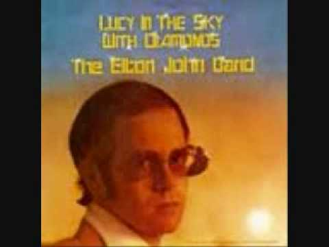 Elton John-Lucy in the Sky with Diamonds Live in 1974