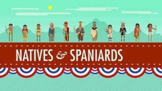 The Black Legend, Native Americans, and Spaniards: Crash Course US History #1