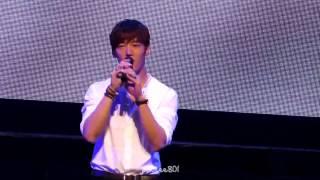 [HD Fancam] 140516 Choi Jin Hyuk - Best Wishes To You (Gu Family Book OST )