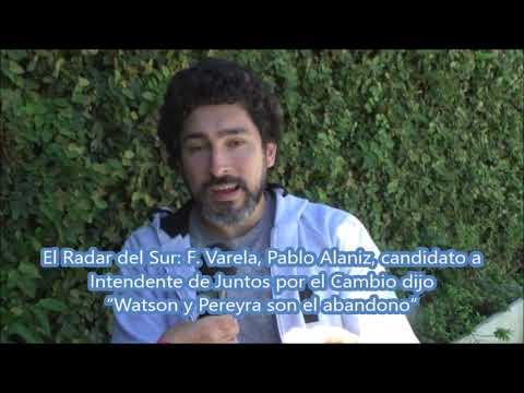 El Radar del Sur: F.Varela, entrevista al candidato a Intendente de Juntos por el Cambio