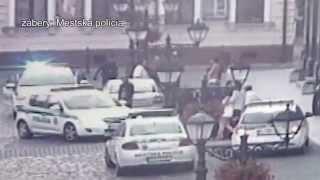 preview picture of video 'Na svadbe sa strhla bitka - zasahovala polícia/Rimavská Sobota'