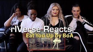 RIVerse Reacts: Eat You Up By BoA   MV Reaction