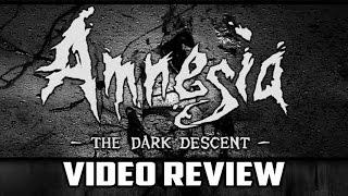 Amnesia: The Dark Descent PC Game Review
