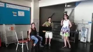 Ensaio musical para apresentação de 09/02/2019 – 2 na SEJ