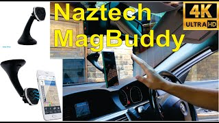 Unboxing and detailed review of the MagBuddy Magnetic Windshield Mount