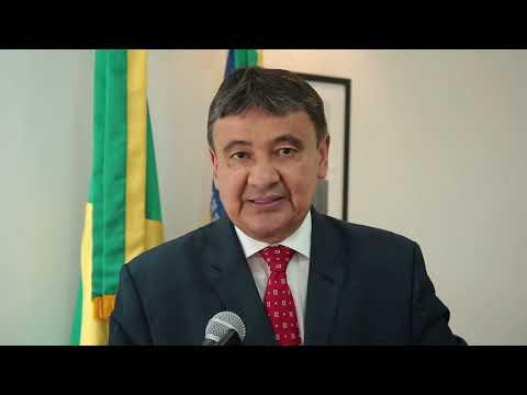 Governador prorroga decretos até 30 de abril para contenção do coronavírus