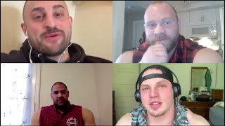 MMH 022 - Flannel Friday 010 W/ Nelson Jones, Martin Fitzwater, Mike Kleeves & Zack Prior