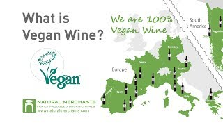 What is Vegan Wine? - Natural Merchants Organic Wine
