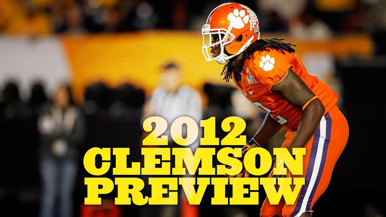 Clemson 2012 Football Preview and Schedule thumbnail