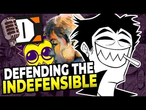 You live in a cartoon - Destiny debates E-Kon, Rem and Digibro