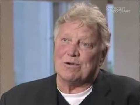 Chicago Blackhawks Bobby Hull Interview