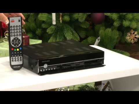 DigitalBox Imperial HD 3 max DVB-S2 HD SAT-Receiver inkl. CI+, USB-PVR