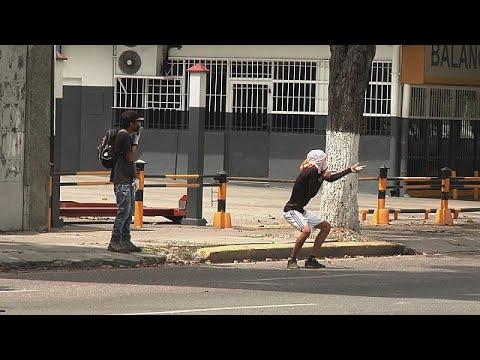 Βενεζουέλα: Απαγορεύθηκαν οι διαδηλώσεις