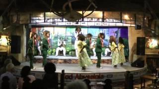 Ethiopian Dance Performance