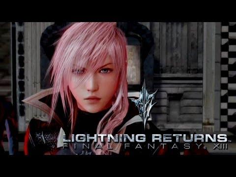 Видео № 0 из игры Lightning Returns: Final Fantasy XIII [X360]