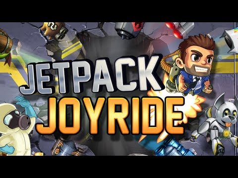 Vídeo do Jetpack Joyride