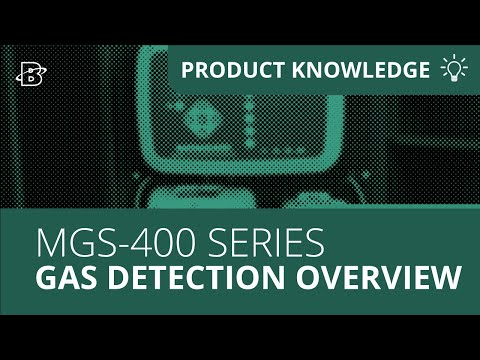 MGS-400 Series | Product Overview