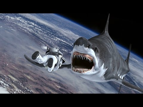 'Sharknado 3' is Coming, and the Great Whites Are in Space