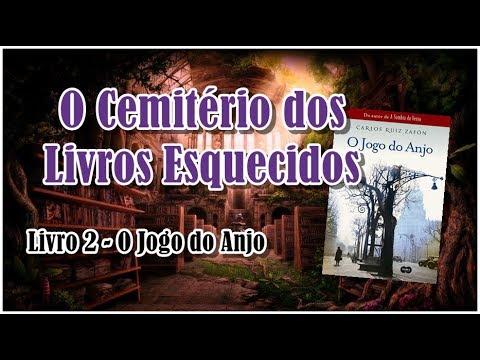 O JOGO DO ANJO, de Carlos Ruiz Zafón | O Cemitério dos Livros Esquecidos #2
