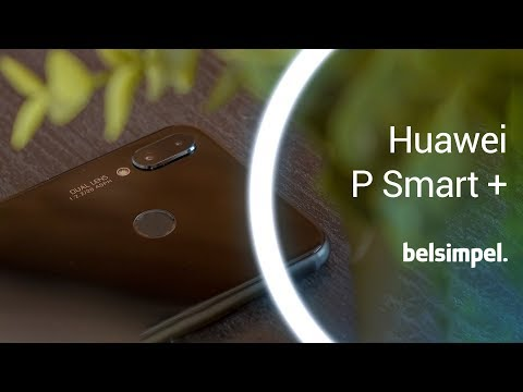 Video over Huawei P Smart plus