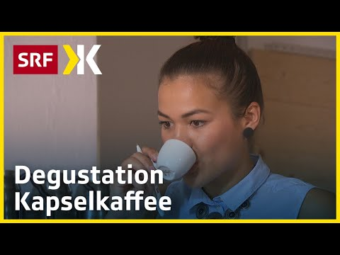Kaffee-Kapseln im Test: Nachahmer überholen Nespresso   2018   SRF Kassensturz