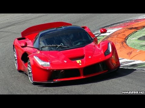 Is The LaFerrari XX Powerful Enough To Tear Its Own Wheels Off?