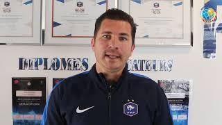 Certifications du Brevet d'Entraîneur de Football (BEF) (Rousset)