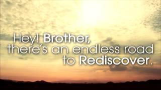 Avicii - Hey Brother (Lyrics)