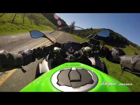 2021 Kawasaki Ninja 400 ABS in Bear, Delaware - Video 1